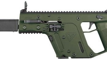 KRISS VECTOR – 9mm Carbine 16″ | OD Green (KV90-CGR20)