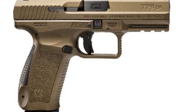 CANIK TP9DA | Bronze | 9mm | 18rd (HG4068B-N)