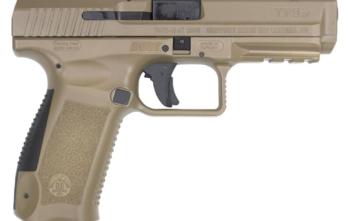 CANIK TP9SF | Desert Tan | 9mm | 18rd (HG4070D-N)
