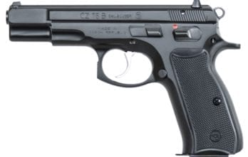 CZ 75B | Black | 9mm | 10rd (01102)