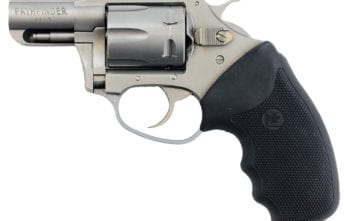 CHARTER ARMS – Pathfinder .22LR Revolver | Stainless Steel | 6rd | 2″ (72224)