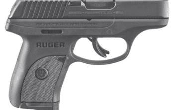 Ruger LC9S-HV (3270), High Visibility Fiber Optic Sights
