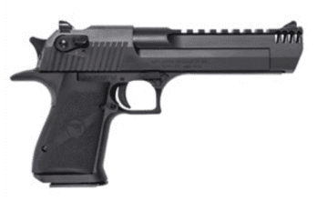 Magnum Research – Desert Eagle XIX .357 Magnum with integral muzzle brake
