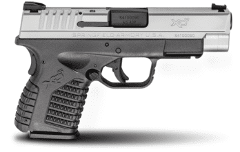 "Springfield Armory XD-S® 4.0"" SINGLE STACK .45ACP (XDS94045SE)"