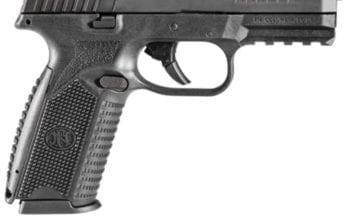 FN 509 9MM BLK 4″ 17+1 FS STRIKER FIRED/NO MANUAL SAFETY 9mm (FN66-100002 )