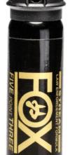 FOX LABS Pepper Spray – Five Point Three®   4oz., 2% OC, Flip Top, Stream Spray Pattern