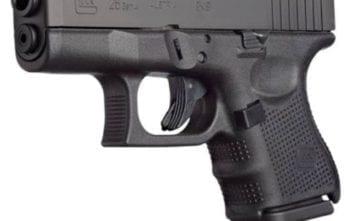 GLOCK – G26 G4 9MM 10+1 3.46″ FS 3-10RD MAGS 9mm (GLPG2650201)