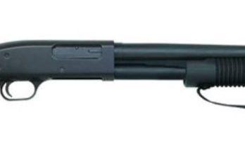 MOSSBERG (MB50659) 590 SHOCKWAVE 12/14 3″ BL/SYN 26.5″ OVERALL LENGTH | 6 SHOT 12 Gauge