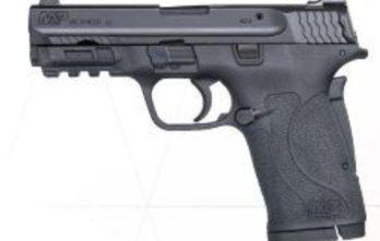 S&W (180023) M&P380 SHIELD EZ 380ACP AS 180023 | M&P2.0 | 3.7″ | 8+1 380 ACP NO THUMB SAFETY