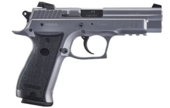 SAR USA K2 45 .45ACP Pistol 4.7″ Barrel – Stainless | 14rd