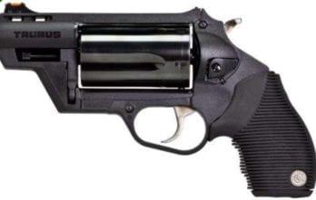 TAURUS Public Defender Polymer Frame .410ga/.45LC 5-shot