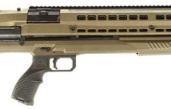 UTAS UTS-15 Bullpup Pump 12ga Shotgun 15rd Capacity – Burnt Bronze
