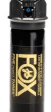 FOX PEPPER SPRAY – Five Point Three®   2oz., 2% OC, Flip Top, Stream Spray Pattern