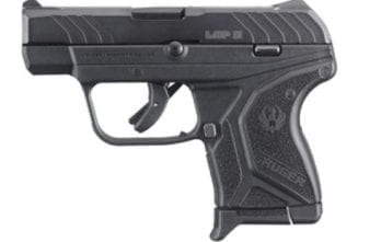 RUGER LCP II 380ACP 2.75″ BLK FS 6RD