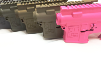 T-REX SMALL ARMS – T-REX15 (AR15) multi-cal Forged Stripped Upper and Lower Receiver Sets