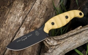 TOPS – Viper Scout 4.0 (with Camouflage blade treatment)
