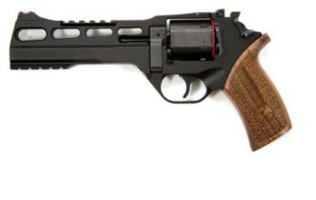 CHIAPPA RHINO 6″ 60DS Revolver   Black   40S&W (340.230)