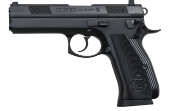 CZ 97BD | 45acp | Black | 10rd | Decocker (01416)