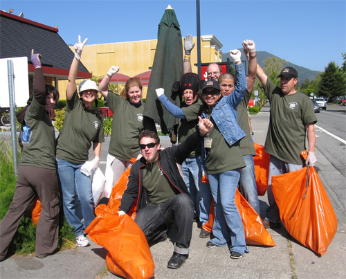 Whole Foods Volunteers