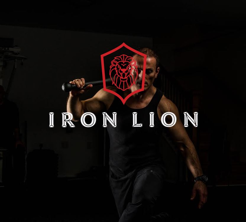 Iron Lion logo