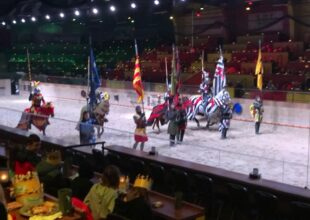 Thumbnail for the post titled: ECDS Visits Medieval Times