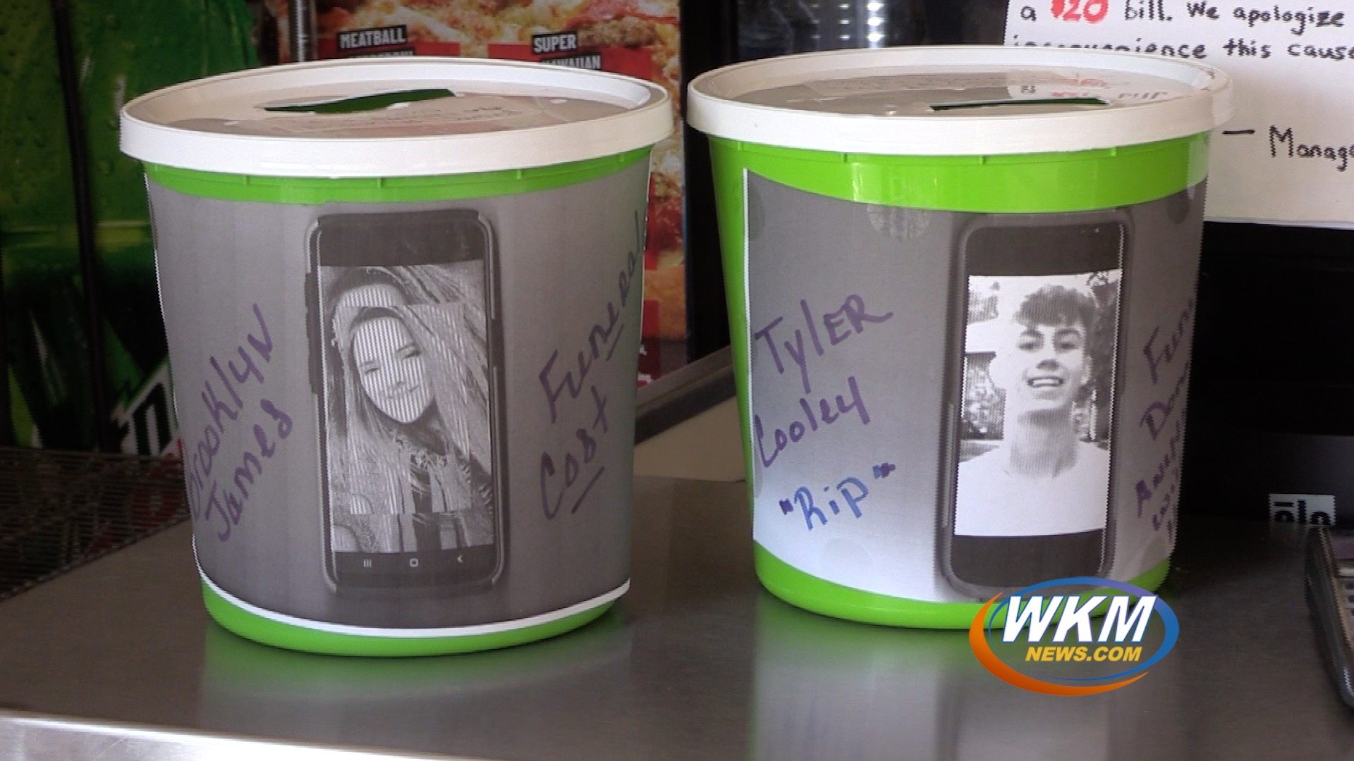 Local Businesses Raise Money to Help Families of Teens Killed in Crash