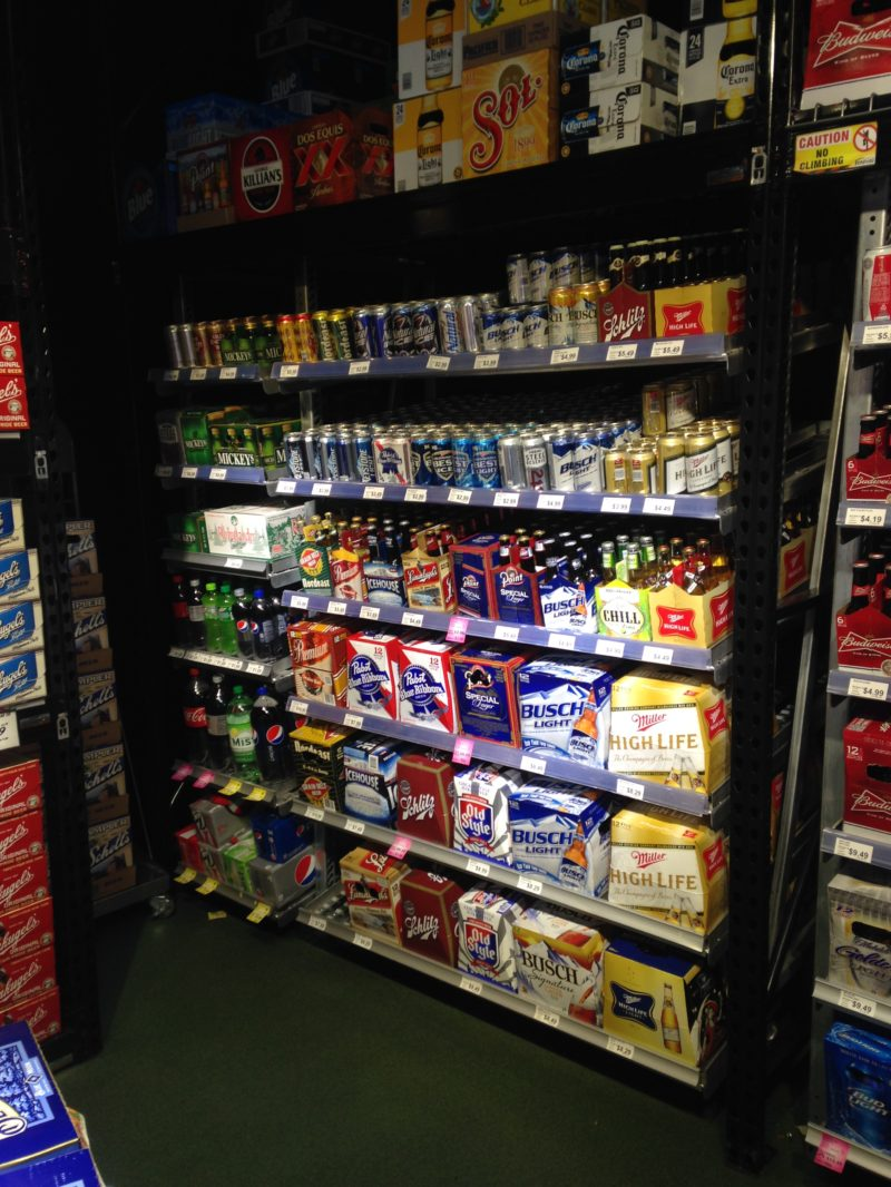 NylaTrack Beer Cave