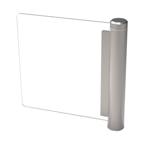 Security Barrier Gate Tempered Glass Servo Brushless Motor STK-A315