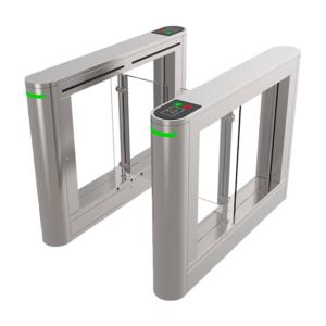 Gate Waterproof Turnstile With Acrylic Arm STK-H306W