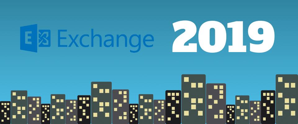 Microsoft Exchange 2019 Vector Art