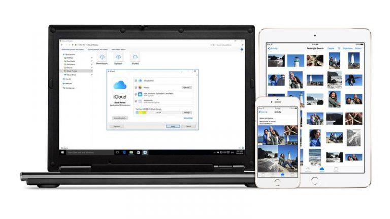 Install iCloud on Windows 10