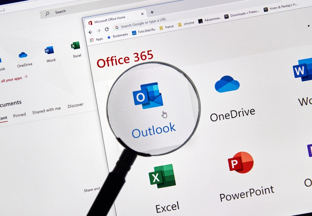 Recover Outlook Items