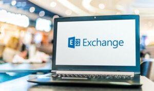 exchange cu update fail