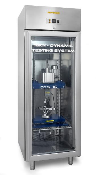 Advanced Asphalt's Pavetest 16kN Servo-Pneumatic Dynamic Testing System