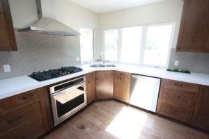 Westlake custom kitchen cabinets