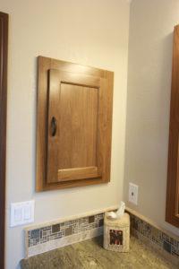 custom  bath cabinets