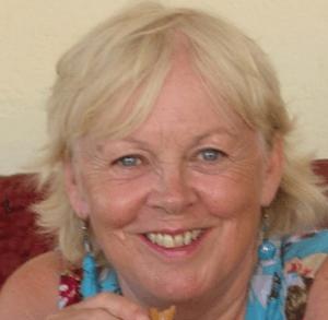 Brenda Blair, relationship and senior love expert