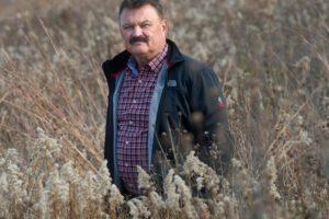 Rudi Roeslein at the  Shaw Nature Reserve near Grey Summit Missouri on 11/29/2012