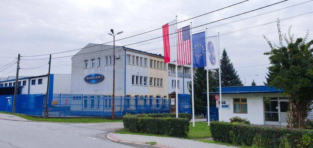 Roeslein Poland Building