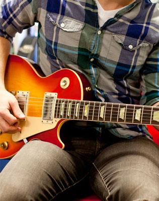 Adult Guitar Lessons in Birmingham