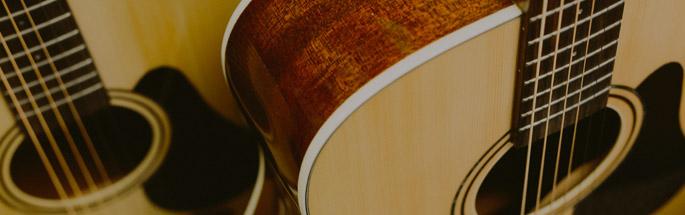 Mason Music Sells Acoustic Guitars