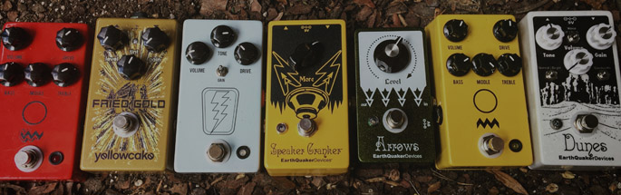 Effects Pedals Mason Music