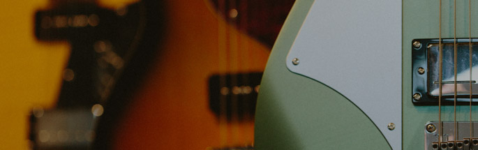Mason Music Electric Guitars