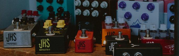 JHS Effects Pedals Birmingham AL