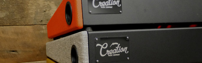 Creation Music Pedalboards