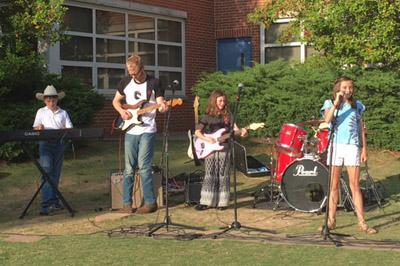 Mason Music at Crestline Open House