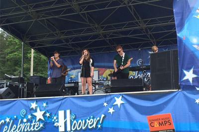 Mason Music at Celebrate Hoover