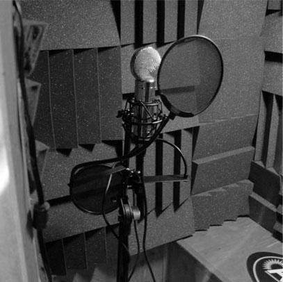 Recording Studio in Birmingham, AL