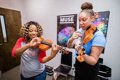 Violin Lessons Birmingham AL