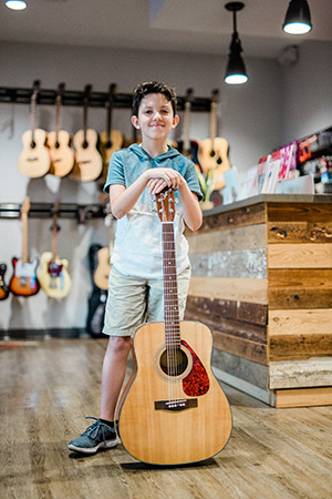 Guitar Lessons Birmingham AL